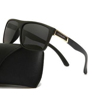 Classic Men Square Polarized Sunglasses Brand Design Male Driving Sun Glasses Vintage Sunglass Uv400 Eyewear Oculos De Sol