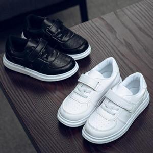 Unisex Crianças Meninos Meninas calçados casuais Primavera Verão Little Big Crianças Low Top lazer sapatos de caminhada Size26-36