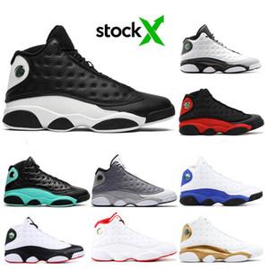 2020 Баскетбол обувь 13s Reverse Он доигрался 13 мужской ОСТРОВ ЗЕЛЕНЫЙ любови уважения HYPER ROYAL мужчины тренер sneakres