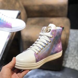 2020 C11 новые тенденции моды высокого Top Casual Мужская обувь, высокое качество Удобная обувь люкс для мужчин Оригинальный Box Упаковка Zapatos Hombre