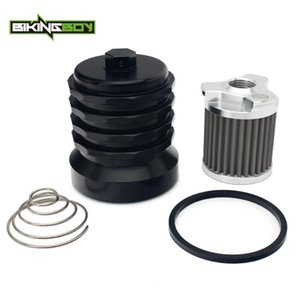 BIKINGBOY Reusable Oil Filter Cooler S1000RR 09-16 F650 GS F 700 800 HP2 HP4 13 14 15 K 75 100 1000 1100 1200 1300 K1 R 850 1150