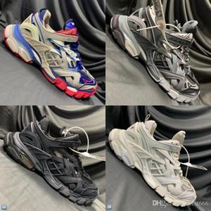 2019 Ücretsiz Kargo 2019 Yeni Renk PARÇA 2 Ayakkabı Unisex Rahat Nefes Mesh Ve Naylon Tasarımcı Ayakkabı Boyut 36-45