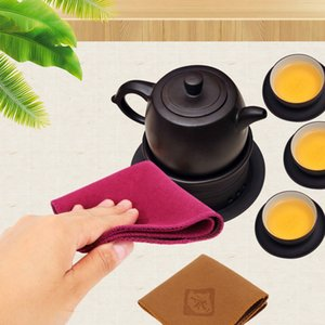Tea Towel Tablemat Teaware Gadgets Kitchen Accessories Linen Table Napkins Promotion