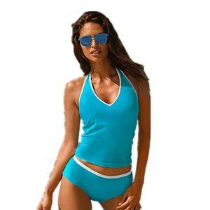 2019 Luxury Designer Swimwear Swimsuit Red Black Triangle Bikinis Push up Swimwear Women Tankini Set Sexy Beachwear Swim Wear Bathing Suit