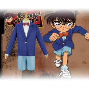 Japanese anime Anime Costumes Costumes & Detective Conan quadratic Cosplay clothing children Cosplay clothing