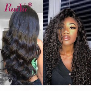 360 Full Lace Frontal Wigs Body Wave Human Hair Lace Front Wigs Kinky Yaki Straight Brazilian Hair Water Deep Wave Kinky Curly Wigs