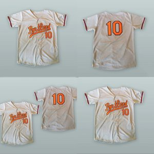 1968 Portland Beavers Baseball Jersey New ponto Sewn New dobro branco Stiched Homens Mulheres Juventude