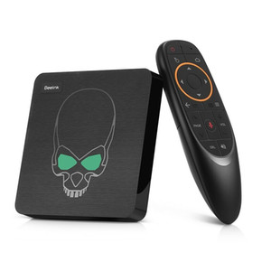 Beelink GT-king tv box Android9.0 Am-logic S922X 6 core GPU smart box 4GB LPDDR4 64GB support google tv remote voice control
