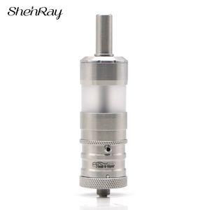 Orijinal ShenRay FEV V5 RTA 316SS Siver 23mm 6ml Çapı Kapasite V4.5 En VS FEV V4.5 RTA Vape Atomizer yağlama Yükseltme