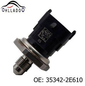 HLLADO alta calidad Nueva combustible Tren de Alta Presión del sensor 35342-2E610 Common Rail sensor de presión para Hyundai Kia sensor de presión 9022060005
