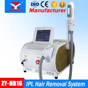 Profesyonel taşınabilir ipl shr epilasyon makinesi çil kaldır ipl güzellik ekipmanları ipl spa salonu makinesi En Çok Satan SHR OPT makinesi