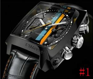 Nuevos relojes para hombres Relojes mecánicos automáticos de alta calidad Relojes para niños Relojes de acero inoxidable Reloj TAG