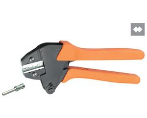 torna kişiler için 0,14-1, 1.5, 2.5, 4, 6, 10mm2 Kablo sıkıştırma aleti pensesi