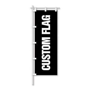 180x60cm Nobori Drapeau 100D Polyester chaud de vente à bas prix Livraison gratuite personnalisée logo Sport Publicité Club de l'équipe extérieure Brass Œillets
