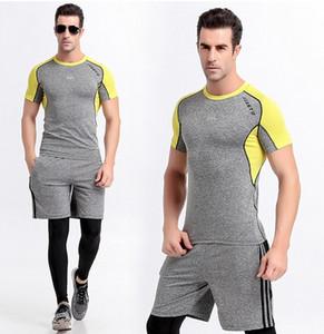 2019 패션 탑 셔츠 망 여성 S Tshirt 여성 의류 의류 체육관 땀 셔츠 T-Shir