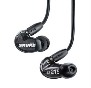 Kangal Hareketli SE215 Kulaklık HIFI Kulak Kablolu Üç Renk Cep Telefonu Aksesuarları Evrensel Kulaklık Ağır Bass
