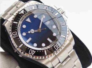 Il movimento automatico della macchina dell'orologio della lunetta di ceramica di vendita calda guarda l'orologio degli uomini dell'acciaio inossidabile di 44mm