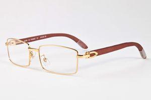 2019 lunettes de soleil de bois de la mode pour les buffles de sport pour hommes bambou hommes lunettes de corne femmes lunettes de soleil viennent avec le cas de la boîte Gafas Lunettes