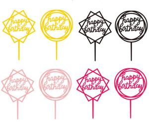 편지 케이크 토퍼 귀여운 케이크 장식 먹고 토퍼 아기 생일 파티 장식 베이킹 도구 무료 배송