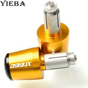 Универсальная 22мм CNC мотоциклов рукоятками Бар Ends Для XT600 XT660 1984-1986 R / X XT600 Z TENERE ZE TENERE XTZ660