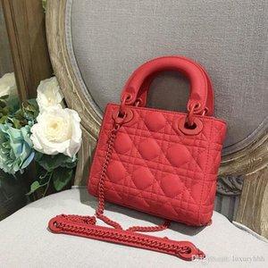 2020 HOT Verkauf weisefrauenentwerfers Portemonnaie Umhängetasche aus weichem Leder Mini-Handtasche für Damen mit Staubbeuteln