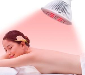 레드 라이트 적외선 치료기 전구 660 및 SPA 건강 관리 피부 통증 적외선 전구 24W를위한 880NM LED 조명
