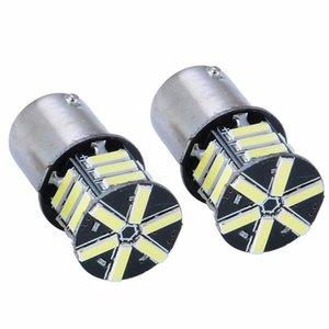 1157 1156 21SMD 7020 Car Styling Frente Turn Signal Lamp Luzes de Backup LED Brake Ligue a Lâmpada Luzes DC 12 V para carro