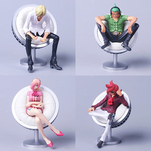 Çocuklar için One Piece aksiyon figürü VinsmokeFamily Vinsmoke NIJI sanji ichiji Reiju Yonji aksiyon figürü pvc karikatür model oyuncaklar