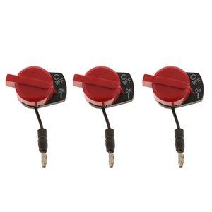 3x Engine Shutdown Switch For Professional Engine Switch For GX120 GX160 GX200 GX240 GX270 GX340, Accessories
