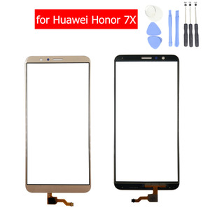 for Huawei Honor 7X Touch Screen 5.93 inch Glass Panel Digitizer Sensor Touchpad Front Touchscreen Honor7X Repair Spare Parts