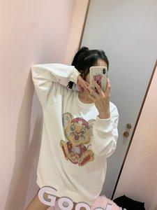 morningsun07top las mujeres mujeres de la calidad camiseta camiseta de la impresión de las mujeres encabeza 2020109-454 * 34524HHLD