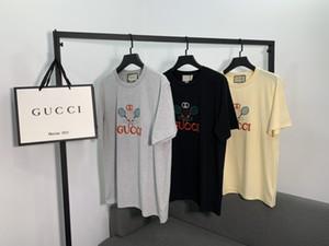 Menina de alta qualidade Brandshirts Mulheres dos homens T-shirt Designershirt Moda Casual Primavera-Verão Tees Luxo T-shirt frete grátis LJ B 20030208L