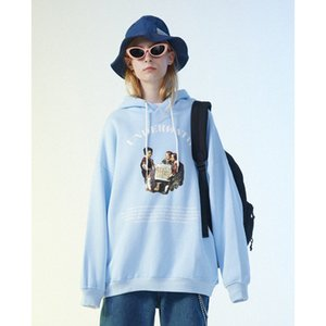 Damen und Herren Unisex Bekleidung, National Fashion, New Oil Painting für Herbst / Winter 2019 Hoodie Ypf372