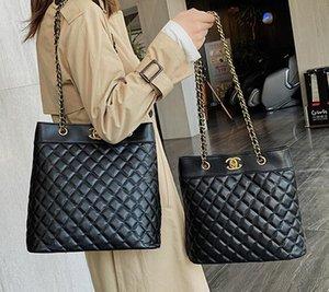 مزاج جوكر الكلاسيكية الشعبية عالية القدرات حقيبة يد 2019 أزياء جديدة الملمس البرية سلسلة حقيبة Lingge حقائب الكتف رسول