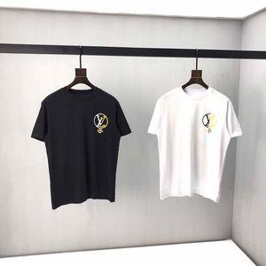 Men Cotton Short sleeve t shirt Fitness Slim Patchwork Black T-shirt Male Brand Gym Tees Tops Summer New Fashion Casual clothing Unisex EU s