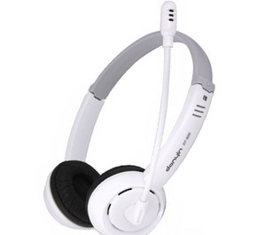 Electronic audio headset gaming headset with microphone