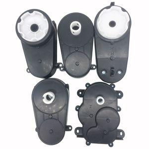 RS280 RS380 Kinder-Elektroauto-Lenkgetriebe mit Motor, Lenkmotor für Fernsteuerungsauto, Spielzeugauto-Lenkgetriebe mit Motor