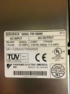 Yaskawa FSP-30DMH ServoPack AC Drive, Ver 3.23F New in box
