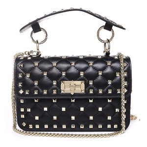 Designer-DesignerLadies mode chaîne sac à bandoulière sacs à bandoulière de luxe de l'abricot embrayages