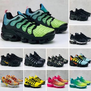 2020 Kids TN OG Running Shoes Children Shoes Kids Shoes TN Athletic Sports Youth Surface top Sneaker lightweight Boy Girl Trainer Size 24-35