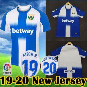 CD Leganes 2019 2020 maillots de football SZYMANOWSKI Maillot de foot Club Deportivo Leganes CARRILLO EL Zhar Nyom NESYRI ERASO camiseta de futbol