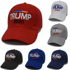 Trump 2020 Baseball Cap Designer Hat Donald Mesh Snapbacks Basketball Ball Hat Cap Party Hat HH9-2159
