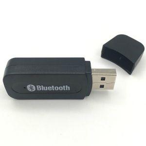 2020 Hot 50pcs BT-163 Stick USB Bluetooth 3,5 milímetros adaptador de áudio Music Receiver receptor sem fio Bluetooth Computador TV Car