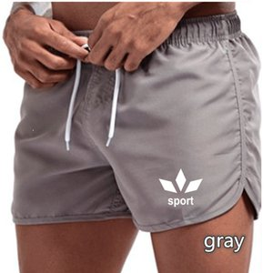 Designer Swimwear Shorts Running Mens Short Fitness Loose Solid Color Sports Male Shorts Casual Breathable Training Homme Summer Beach Pants