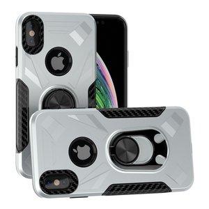 아이폰 SE 2020 (11) 최대 8 프로 7 6 5 플러스 X XR XS MAX 유연한 360 금속 킥 자기 자동차 마운트 충격 방지 전화 케이스