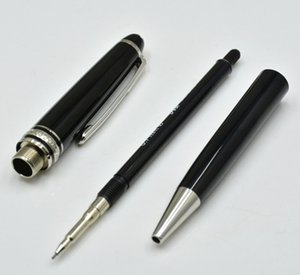 classique Mon Melsterstck 163 résine noire portemine avec le luxe de la papeterie de bureau numéro de série d'écriture Blance stylos cadeau