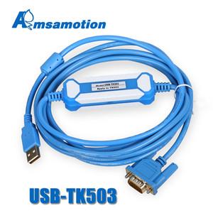 Freeshipping USB-TK503 Pour Câble de programmation Câble ABB AC500 Debugging-Eco Series PLC Télécharger ligne TK503 PM571 pm581 PM591 PM592