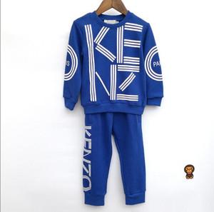 HEIßER VERKAUF fashion classic Style Kinderkleidung Für Jungen und Mädchen klassische Sport Anzug Baby Infant Kurzarm Kleidung Kinder Set 1-8 T Ag