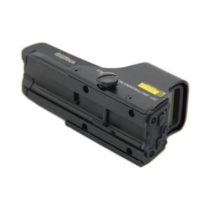 551 552 553 tactique rouge et vert Dot Holographic Portée fusil de chasse rouge vert Dot Sight Reflex portée Rifle Avec 20 mm rail