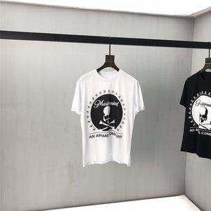 La camiseta de la impresión de la letra de la medianoche estrella Shawn Mendes Music Fan camiseta blanca de Shawn Mendes hombres adolescentes de manga corta de la camiseta del tamaño de la UE